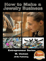 How to Make a Jewelry Business