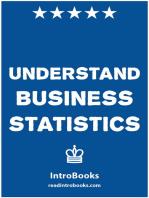 Understand Business Statistics
