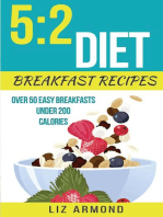 5:2 Diet Breakfast Recipes
