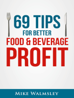 69 Tips to Better Food & Beverage Profit
