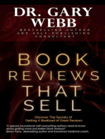 Book Reviews That Sell (The Self-Publishing Skill Series, #1)