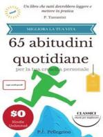 65 abitudini quotidiane per la tua crescita personale