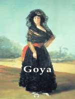 Delphi Complete Paintings of Francisco de Goya (Illustrated)
