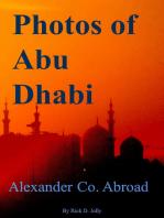 Photos of Abu Dhabi