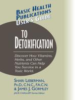User's Guide to Detoxification