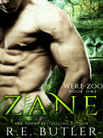 Zane (Were Zoo Book One)