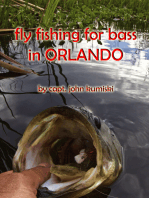 Fly Fishing for Bass in Orlando