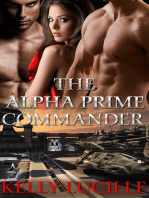 The Alpha Prime Commander