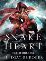 Snake Heart (Chains of Honor, Book 2)