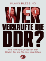Wer verkaufte die DDR?