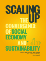 Scaling Up: The Convergence of Social Economy and Sustainability