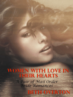 Women With Love In Their Hearts (A Pair of Mail Order Bride Romances)