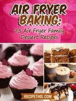 Air Fryer Baking