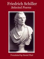 Friedrich Schiller ~ Selected Poems