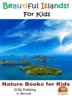 Beautiful Islands! For Kids