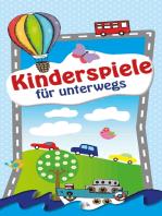 Kinderspiele für unterwegs
