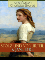 Stolz und Vorurteil & Jane Eyre
