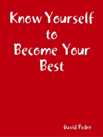 Know Yourself to Become Your Best