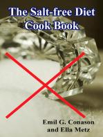The Salt-free Diet Cook Book