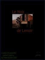 Le Noir de Lenoir