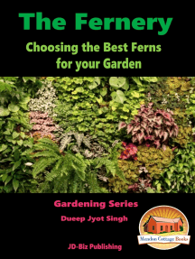 The Fernery: Choosing the Best Ferns for your Garden