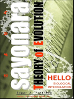 Sayonara Theory of Evolution, Hello Biological Interrelation
