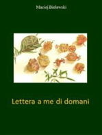 Lettera a me di domani