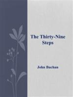 The Thirty – Nine Steps