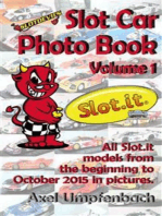 Slotdevil's Slot Car Photo Book Volume 1 Slot.it