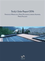 Sicily's solar report 2016