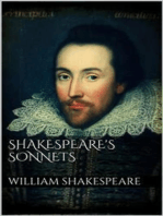 Shakespeare's Sonnets (new classics)
