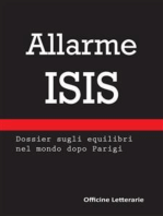 Allarme Isis