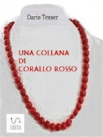 Una collana di corallo rosso