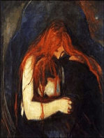 Narcisismo patologico e vampirismo affettivo