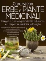 Curarsi con Erbe e Piante medicinali