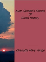 Aunt Carlotte's Stories Of Greek History