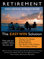 Retirement - The Easy Win Solution