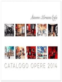 Simone Morana Cyla | Catalogo Opere 2014