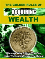The Golden Rules of Getting Wealth