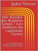 Die Kinder des Kapitän Grant / Les Enfants du capitaine Grant (Zweisprachige Ausgabe