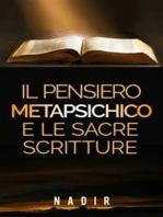Il pensiero metapsichico e le Sacre Scritture