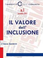 Il valore dell'inclusione