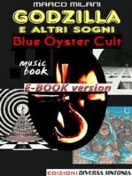 Godzilla e altri sogni_Blue Oyster Cult