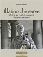 Il latino che serve
