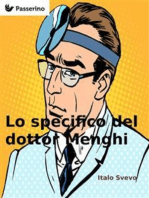 Lo specifico del dottor Menghi