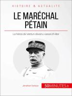 Le maréchal Pétain