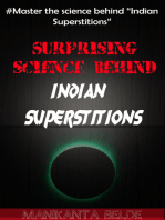 Surprising Science Behind Indian Superstitions