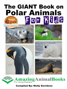 The GIANT Book on Polar Animals For Kids