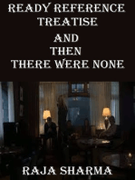 Ready Reference Treatise: And Then There Were None