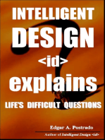 Intelligent Design Explains
